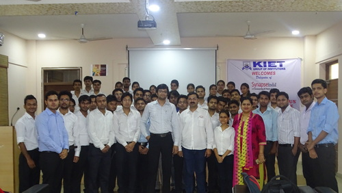 Campus placement Drive by SynapseIndia was conducted in ‪‎KIET