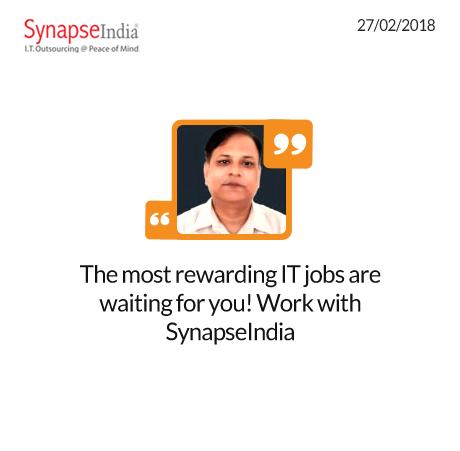 SynapseIndia Jobs 39